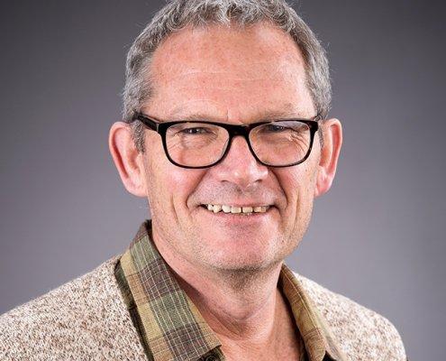 Professor James Renwick