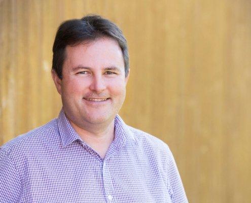 Professor Shaun Hendy MNZM