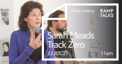 Sarah Meads in Ramp talk