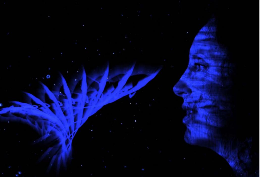 Moana Maniapoto - still from 'Upokohue' video