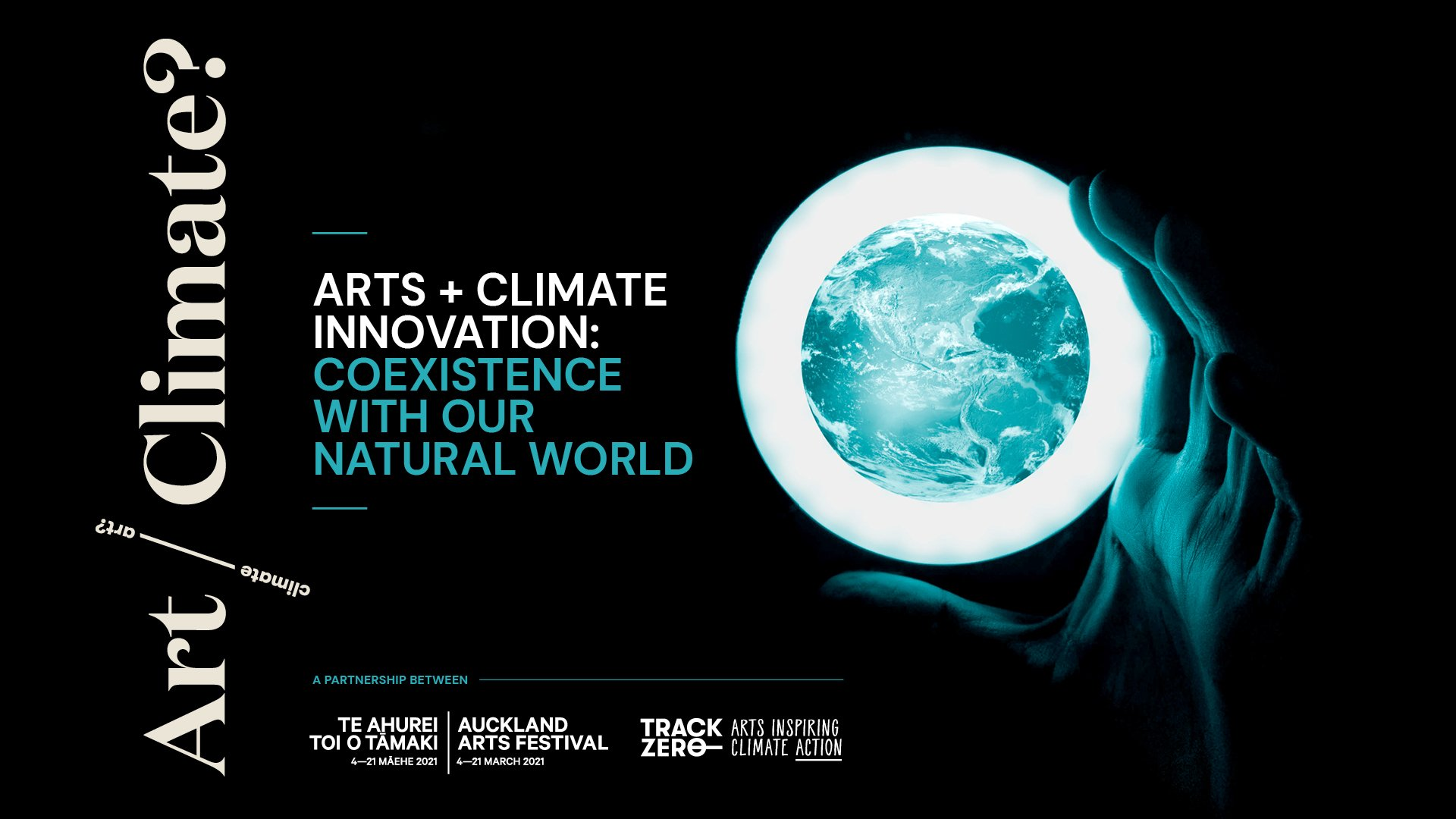 Arts + Climate innovation: Coexistence with our natural world