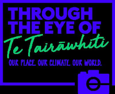 Through the Eye of Te Tairwhiti graphic