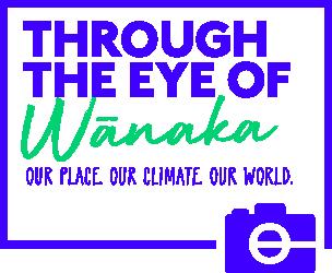 Through the Eye of Wānaka logo