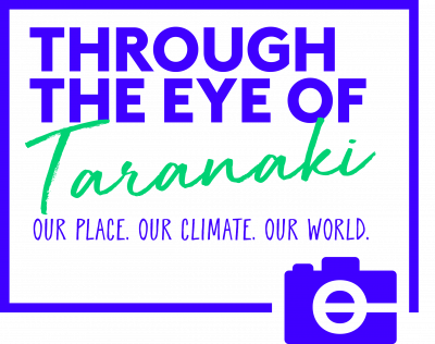Through the Eye of Taranaki logo